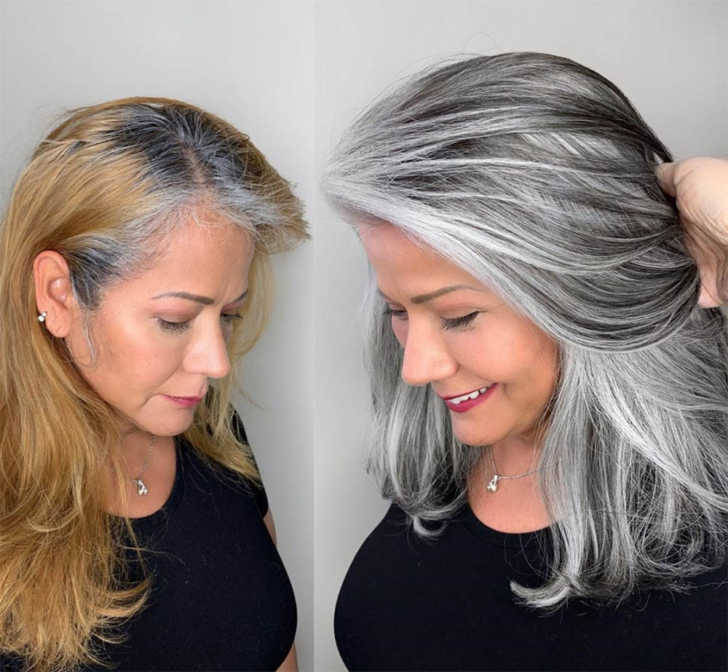 Coloring Your Hair: Tips For Gray Hair